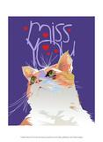 Frisky Pet VI Posters by Ken Hurd