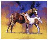 Painted Prints by Julie Chapman