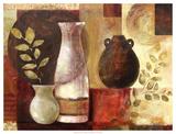 Spice Vases II Prints by Marietta Cohen