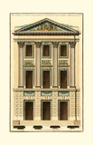 Architectural Facade I Giclee Print by Jean Deneufforge
