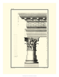 Column and Cornice III Poster by Giovanni Borra