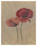 Blooms & Stems II Prints by Marietta Cohen