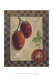 Veggies & Herbs II Art by Marietta Cohen