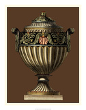 Imperial Urns III Giclee Print by  Vision Studio