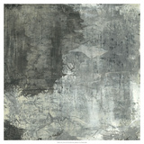 Gray Abstract II Prints by Elena Ray