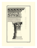 Column and Cornice IV Prints by Giovanni Borra