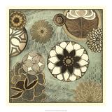 Floral Dream I Giclée-tryk af Megan Meagher