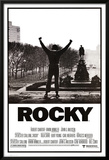 Rocky - Movie Score Arms Up Print