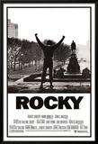 Rocky - O Lutador, filme, braços erguidos Poster