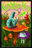 Alice in Wonderland Print