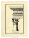 Crackled Column and Cornice III Prints by Giovanni Borra