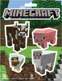 Minecraft - Animals Sticker Pack Stickers