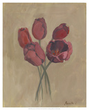 Blooms & Stems I Posters by Marietta Cohen