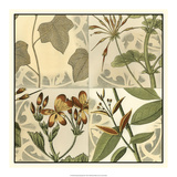 Botanical Quadrant III Giclee Print