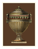 Imperial Urns II Giclee Print by Vision Studio