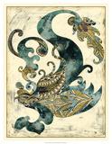 Royal Phoenix Art by Chariklia Zarris