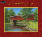 Covered Bridge - 2013 Wall Calendar Calendars