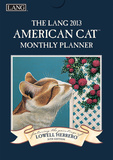 American Cat - 2013 Monthly Planner Calendars