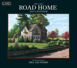 Road Home - 2013 Wall Calendar Calendars