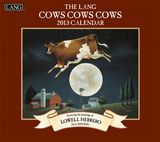 Cows Cows Cows - 2013 Wall Calendar Calendars