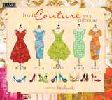 Haute Couture - 2013 Wall Calendar Calendars