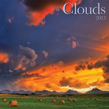 Clouds - 2013 Wall Calendar Calendars