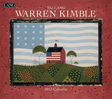 Warren Kimble - 2013 Wall Calendar Calendars