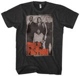 Pulp Fiction - Group Shot (Slim Fit) T-Shirt