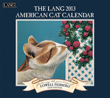 American Cat - 2013 Wall Calendar Calendars