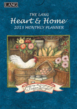 Heart & Home - 2013 Monthly Planner Calendars