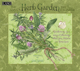 Herb Garden - 2013 Wall Calendar Calendars