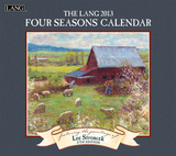 Four Seasons - 2013 Wall Calendar Calendars