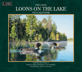Loons On The Lake - 2013 Wall Calendar Calendars