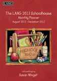 Schoolhouse - 2013 Monthly Planner Calendars