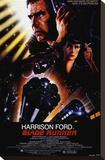 Blade Runner Reproduction transférée sur toile