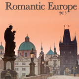 Romantic Europe - 2013 Wall Calendar Calendars