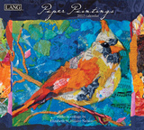 Paper Paintings - 2013 Wall Calendar Calendars
