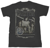 Led Zeppelin - Good Times Bad Times Tshirts