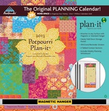 Potpouri - 2013 Plan-It Calendar Calendars