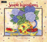 Simple Inspirations - 2013 Wall Calendar Calendars