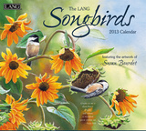 Songbirds Christian - 2013 Wall Calendar Calendars