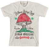 Allman Brothers Band - Syria Mosque Koszulki