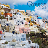 Greece - 2013 Wall Calendar Calendars