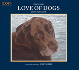Love Of Dogs - 2013 Wall Calendar Calendars