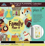 Family - 2013 Plan-It Calendar Calendars