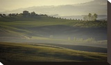 Tuscany Stretched Canvas Print by Maciej Duczynski