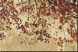 Estación colorida I Reproducción en lienzo de la lámina por Pela & Silverman