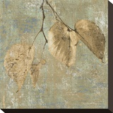 Country Escape II Stretched Canvas Print by  Pela & Silverman