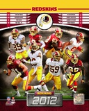 Washington Redskins 2012 Team Composite Fotografa