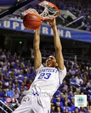 Anthony Davis University of Kentucky Wildcats 2011 Action Fotografía